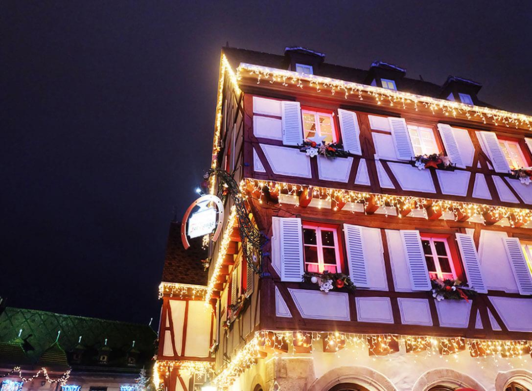Colmar - ngôi làng giáng sinh thần tiên của Pháp 10 - Where my heart goes