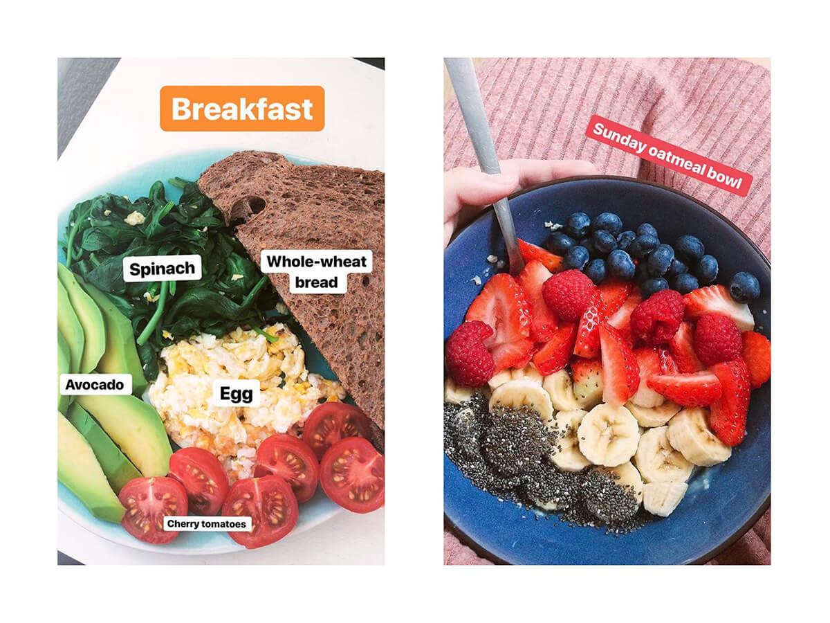 Cuộc sống ở Hà Lan (Phần 3) - Câu chuyện ăn uống ở Maastricht và chế độ ăn lành mạnh cho du học sinh - breakfast - Where my heart goes