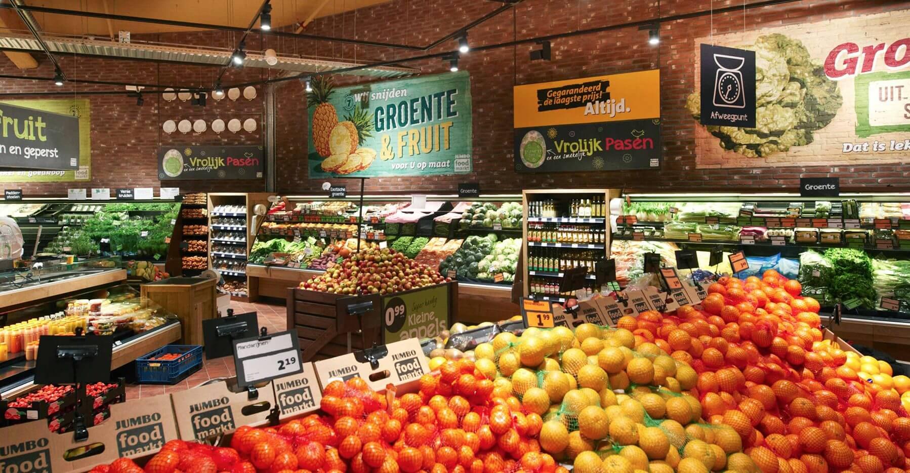Jumbo Market - Cuộc sống ở Hà Lan - Câu chuyện ăn uống - Where my heart goes